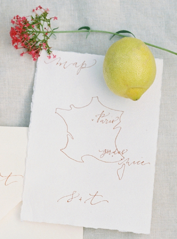 Nice Plume stationery