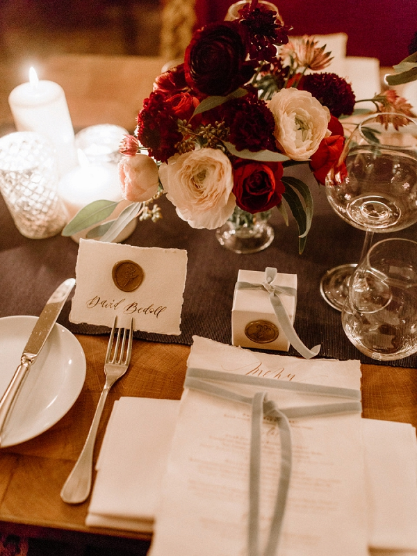 Paris florist table centerpieces