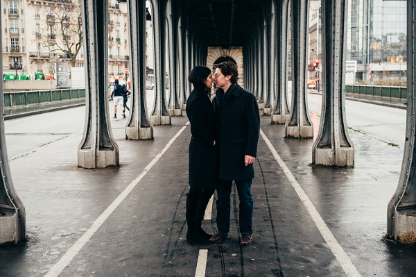 Pont de Bir Hakeim Paris engagement