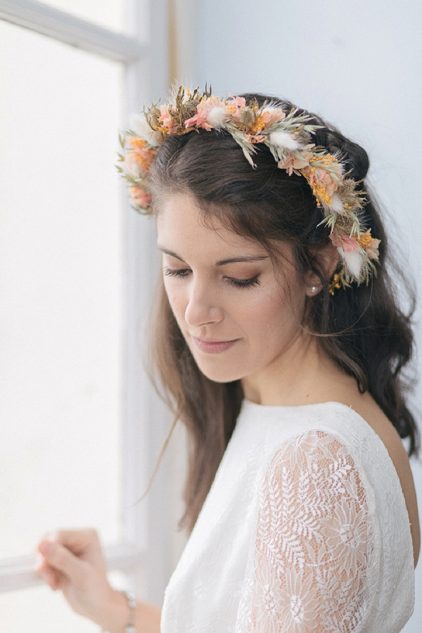 unique flower crown