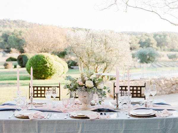 wedding table decor inspo