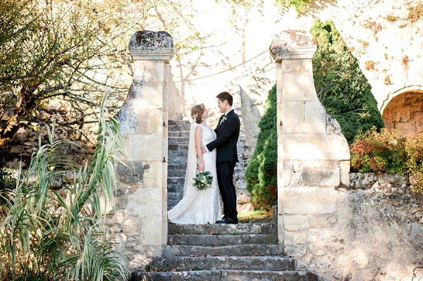 Chateau de Lisse Destination Wedding
