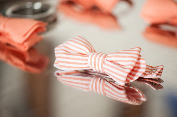 Colonel Moutarde wedding bow tie