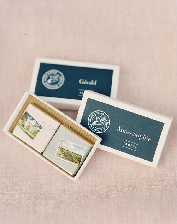 Louise Richardson French Wedding Stationery Wedding Memento