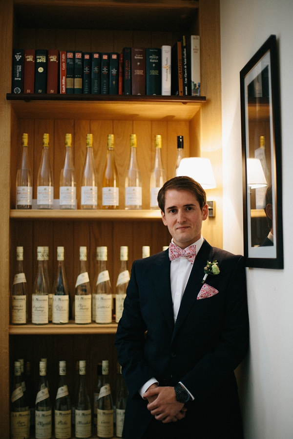 Vineyard groom portraits