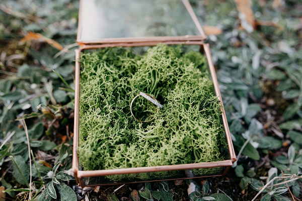 Wedding ring styling ideas