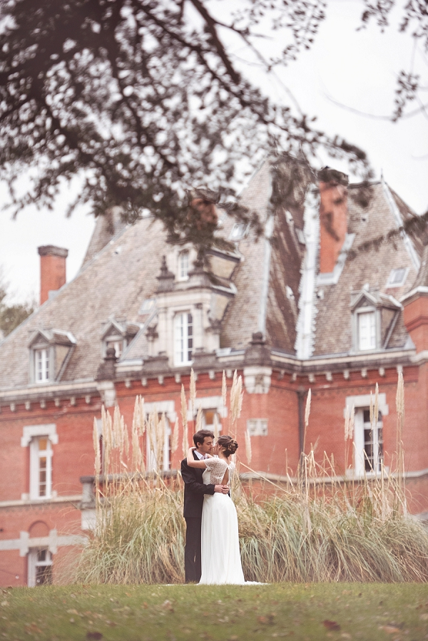 Chateau Saint Michel Wedding