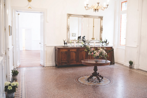 Chateau Saint Michel south west France wedding venue