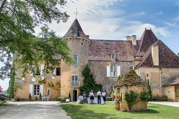 Fairytale Chateau Wedding