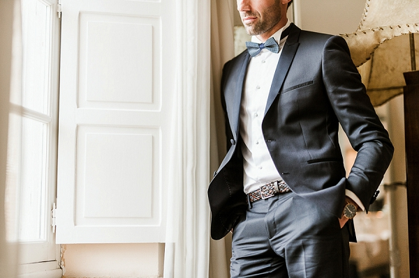 Father & Sons grooms outfit