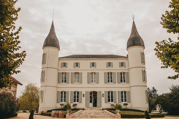 Nouvelle Aquitaine wedding venue