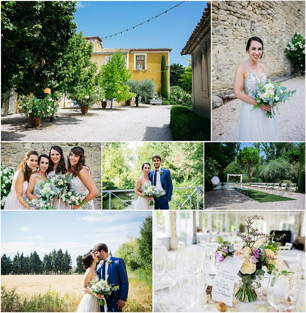 Relaxed wedding in Provence at Blanche Fleur snapshot | Image by Shelby Ellis