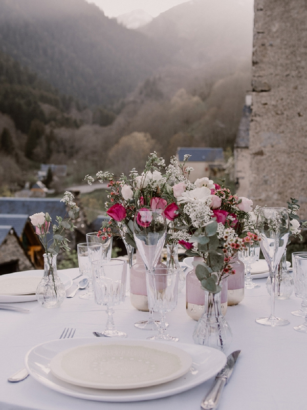Wedding stylist Midi Pyrenees