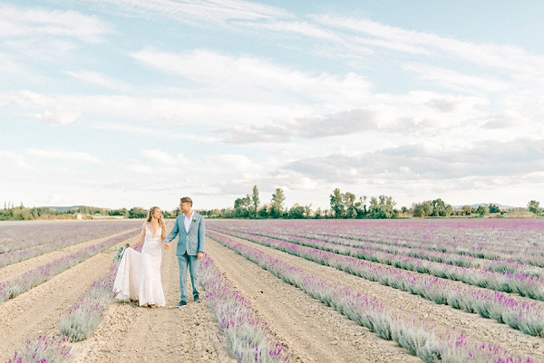 dreamy french wedding