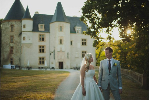 wedding venue in France Chateau Saint Martory