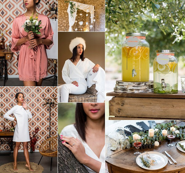 70's Inspired All Seasons Wedding Inspiration Snapshot