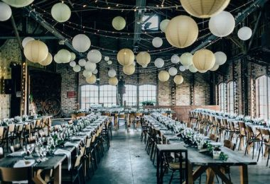 Elian Concept Weddings French Industrial Wedding Les bonnes joies Pierre Atelier
