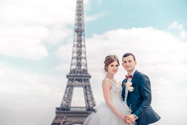 Laperouse Paris Wedding