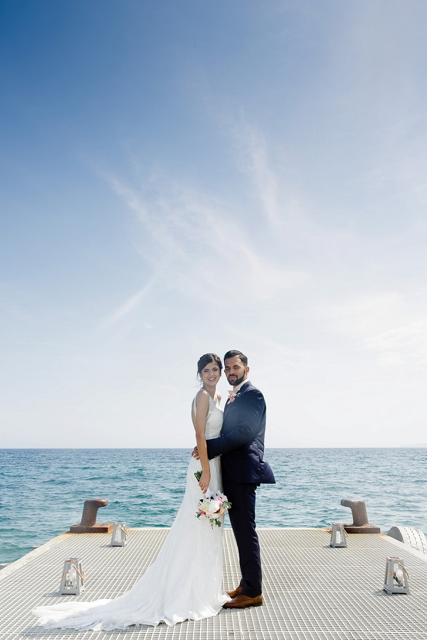Luxury Saint Tropez Wedding