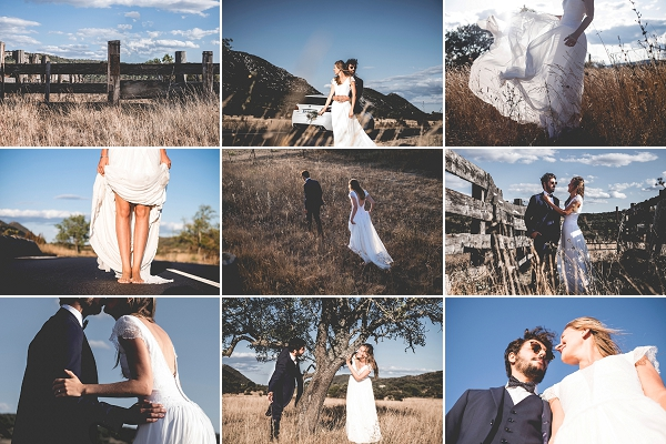 Rustic Countryside Post Wedding Shoot Snapshot