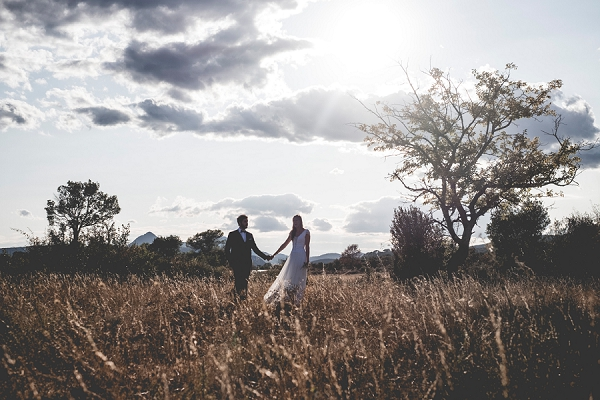 Rustic Countryside Post Wedding Shoot