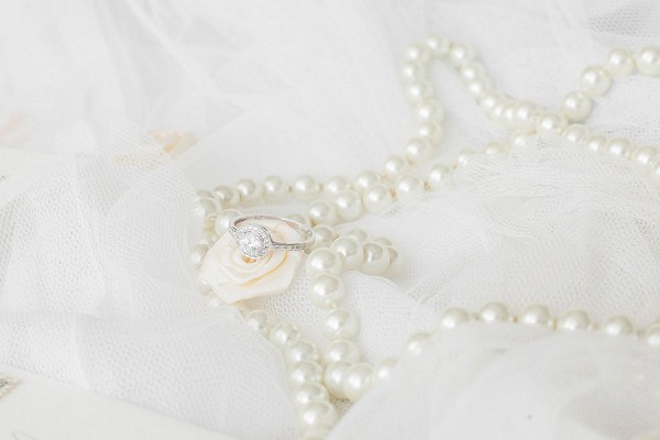Bridal details photography