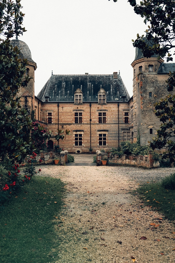 Chateau de Caumont Wedding