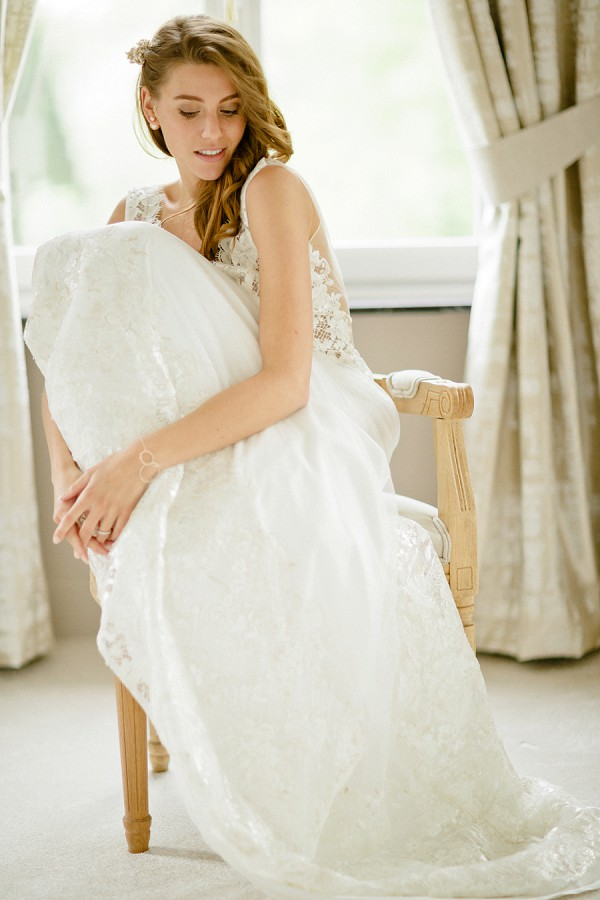 Cymbeline bridal dress