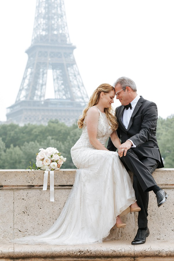 Destination Paris Elopement