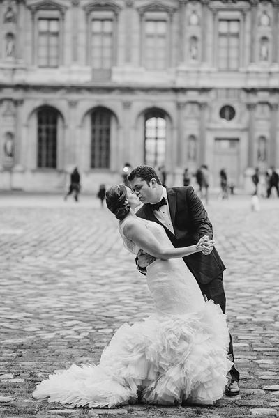 Interfaith Weddings Paris Wedding