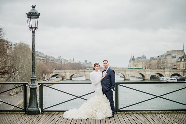 Interfaith Weddings River Seine