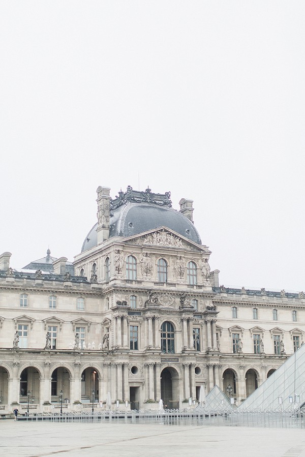 Louvre Paris Landmark