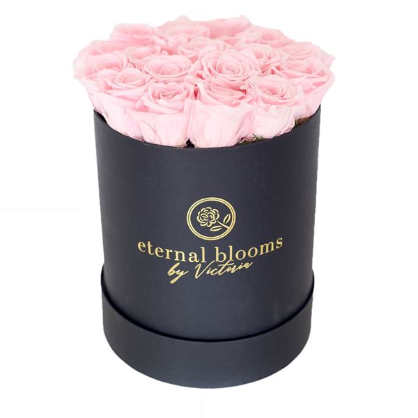 Luxury Wedding Favours Pink Roses