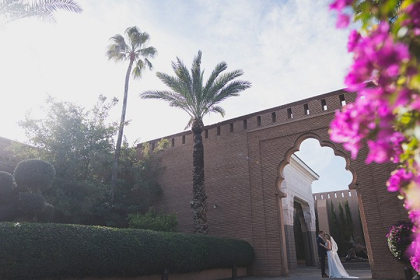 Marrakesh Riad Palais Razala & SPA wedding venue