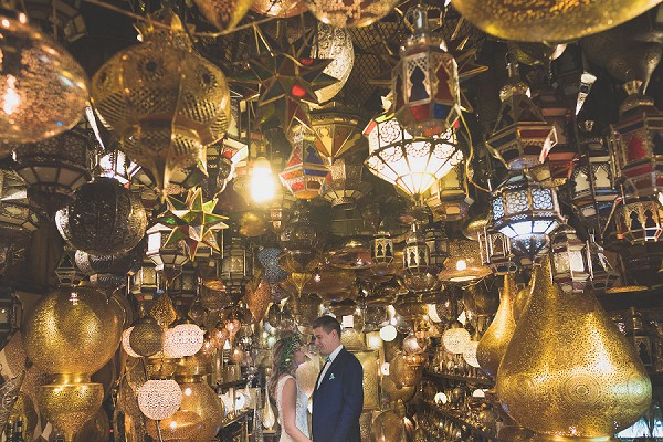Visit the Moroccan markets