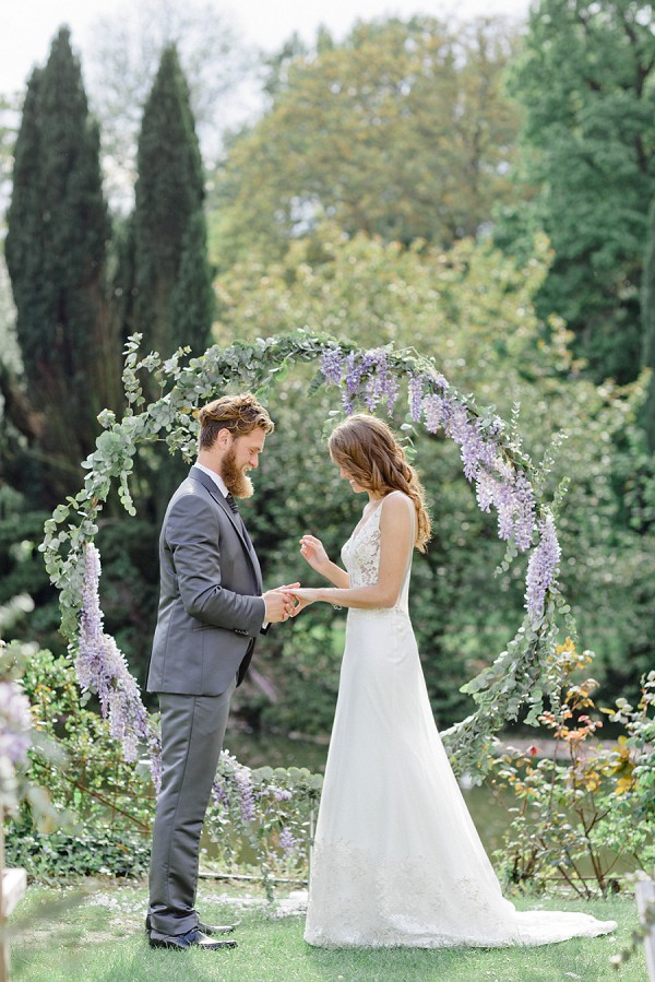 ceremony hoop inspiration