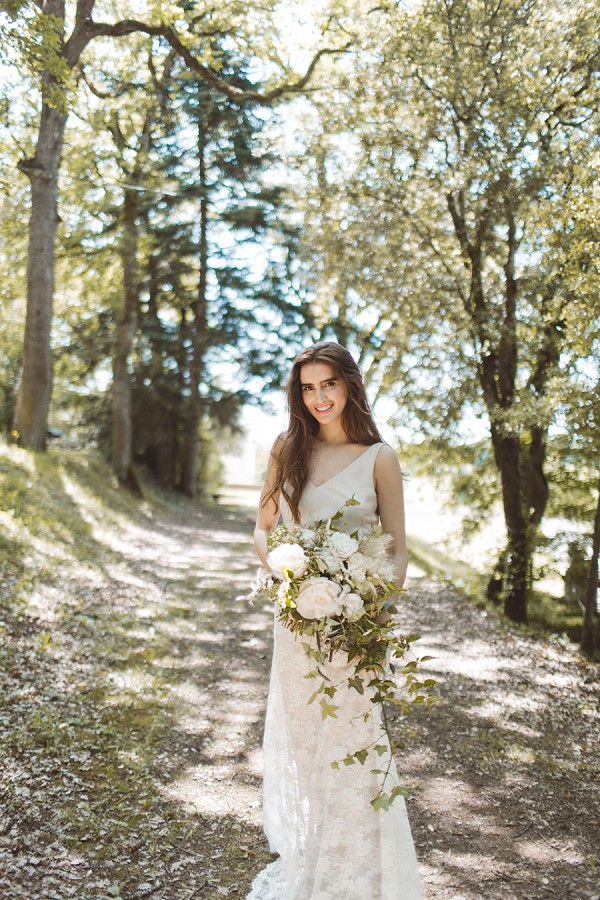 dordogne wedding florist