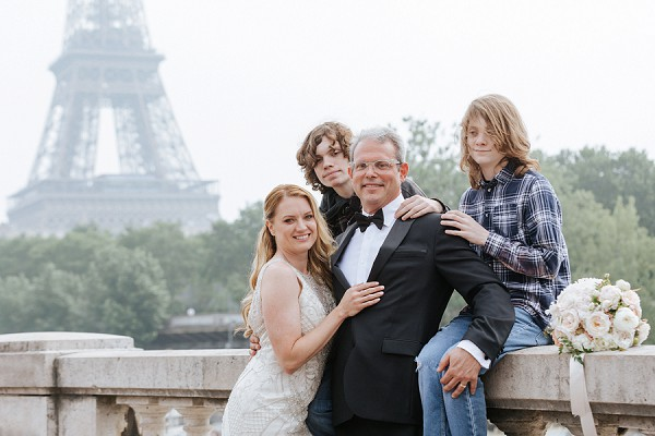 family elopement paris