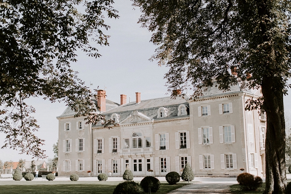 luxury wedding venue france