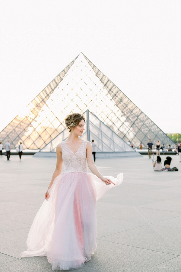 paris photo tour wedding