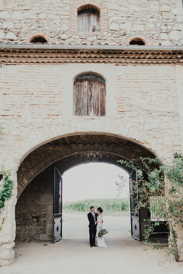 rustic chic wedding venue