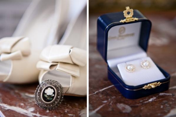 Paris wedding - accessories