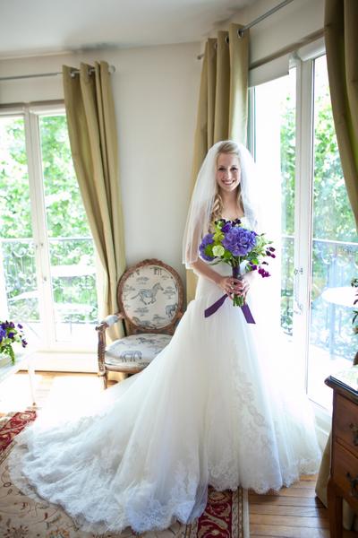 bridal apartment paris