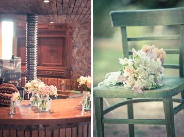 bridal flowers france
