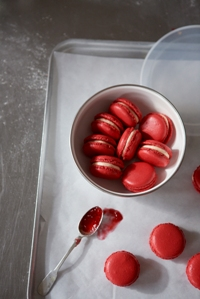 Edd Kimber - macarons