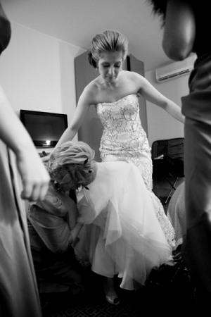 real life wedding paris