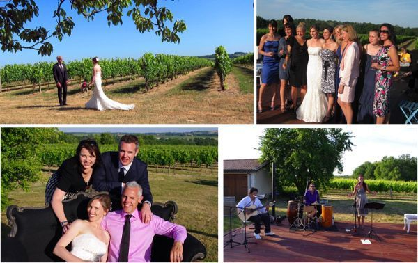 Bordeaux weddings