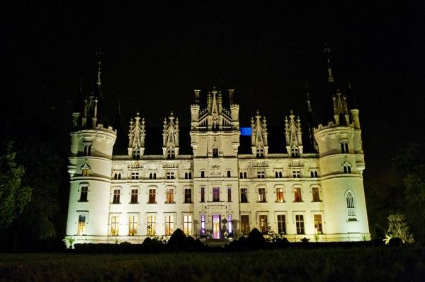 Chateau Challain France