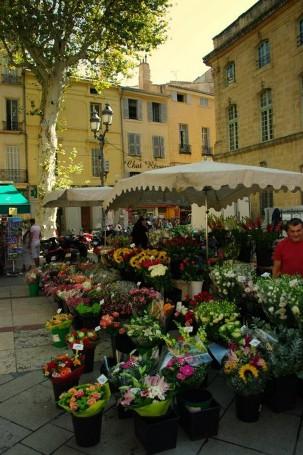 France Flower Market