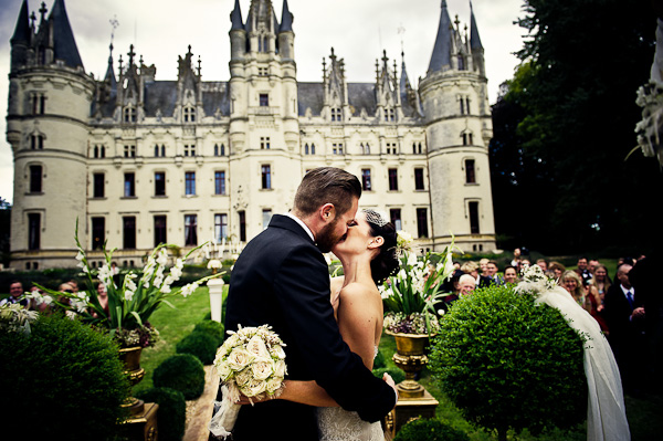 REAL LIFE WEDDING CHATEAU DE CHALLAIN, FRANCE